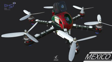 DSI_GAS_DRONE_Model_A_MEX